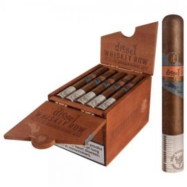 Diesel Whiskey Row Toro HABANO box of 25