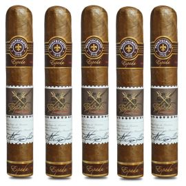 Montecristo Espada Magnum Especial NATURAL pack of 5