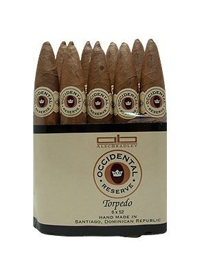 Alec Bradley Occidental Reserve Torpedo