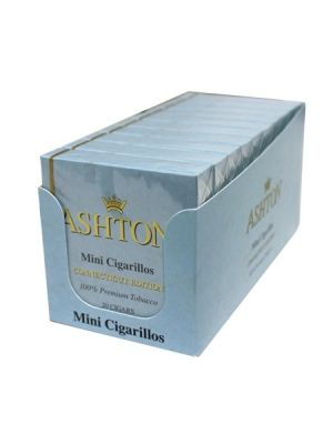 Ashton Connecticut Mini Cigarillos 20