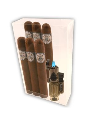 Macanudo Cru Royale Collection With Lighter
