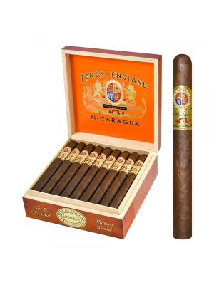 Lords of England Maduro No. 3 Churchill