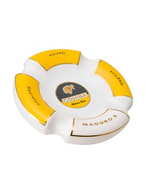 Cohiba Maduro 5 Ashtray White
