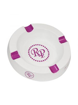 Rocky Patel Round Ashtray Purple