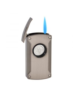 Rocky Patel Lighter Laser Torch Gunmetal