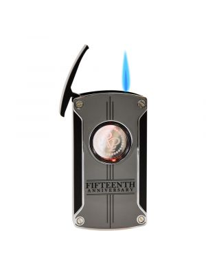 Rocky Patel Lighter Laser Torch 15th Anniversary