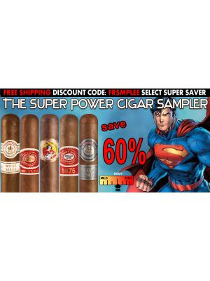 Super Power Cigar Sampler