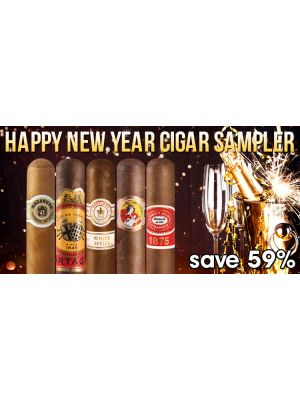 Happy New Years Cigar Sampler