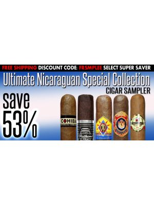 Ultimate Nicaraguan Special Collection Cigar Sampler