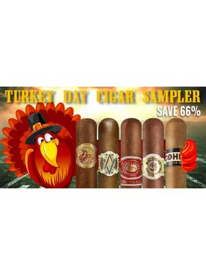 Turkey Day Cigar Sampler