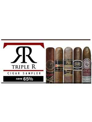Triple R Cigar Sampler