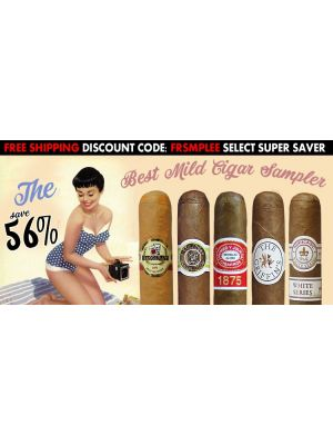 Best Mild Cigar Sampler