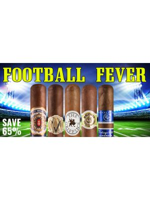 Football Fever Cigar Sampler