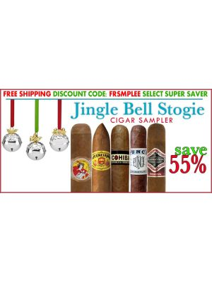 Jingle Bells Stogie Cigar Sampler
