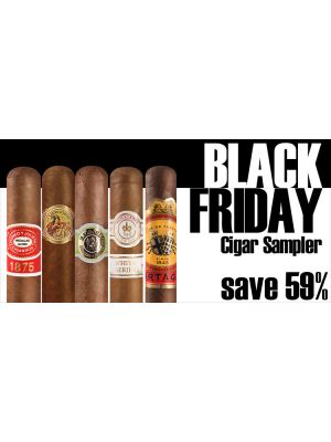 Black Friday Cigar Sampler