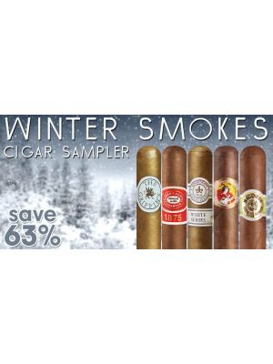 Winter Smokes Cigar Sampler