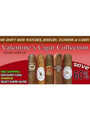 Valentine's Cigar Collection Cigar Sampler