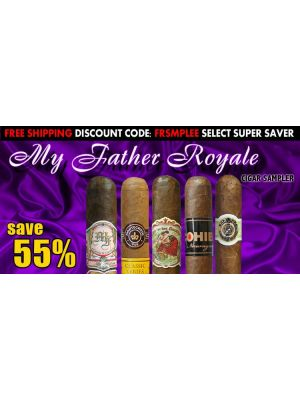 My Father Royale Cigar Sampler