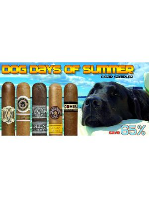 Dog Days of Summer Cigar Sampler