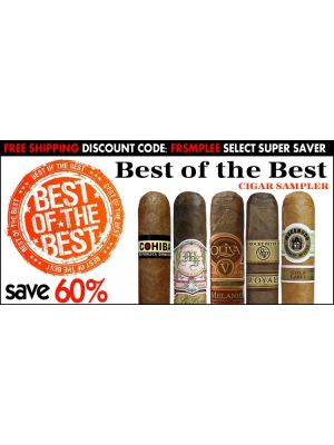 Best of the Best Cigar Sampler