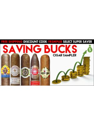 Saving Bucks Cigar Sampler