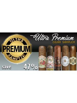 Ultra Premium Cigar Sampler