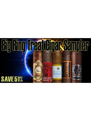 Big Ring Treat Cigar Sampler