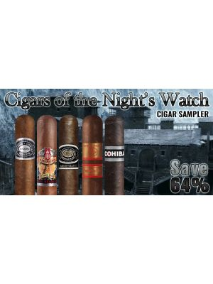 Cigars of the Nights Watch Cigar Sampler