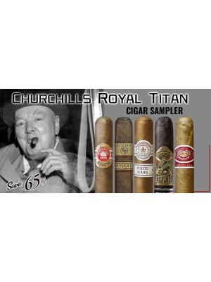 Churchills Royal Titan Cigar Sampler