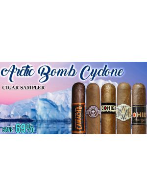 Arctic Bomb Cyclone Cigar Sampler
