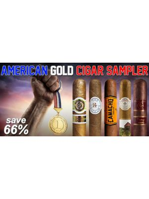American Gold Cigar Sampler