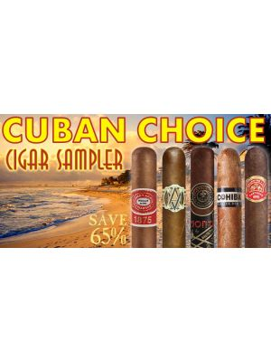 Cuban Choice Cigar Sampler