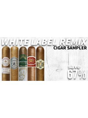 White Label Remix Cigar Sampler