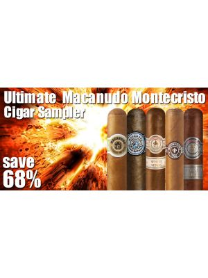 Ultimate Macanudo Montecristo Cigar Sampler