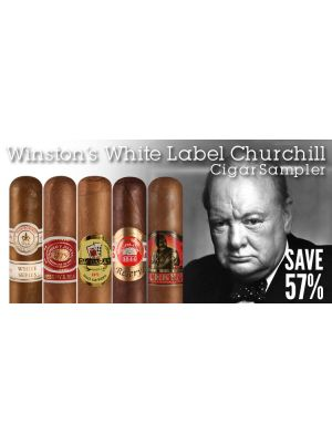 Winston's White Label Churchill Cigar Sampler