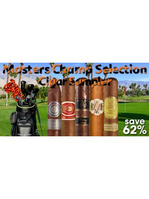 Masters Champ Selection Cigar Sampler