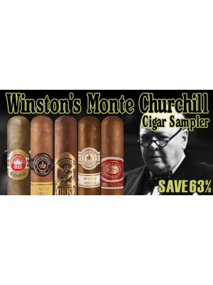 Winston's Monte Churchill Cigar Sampler