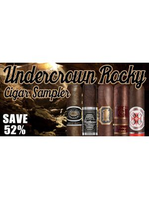 Undercrown Rocky Cigar Sampler