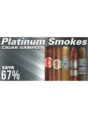 Platinum Smokes Cigar Sampler