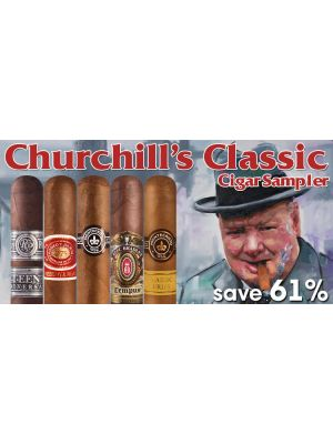 Churchill's Classic Cigar Sampler
