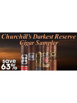 Churchill's Darkest Reserve Cigar Sampler