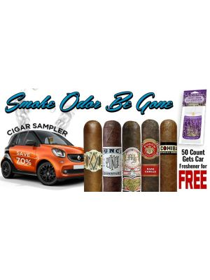 Smoke Odor Be Gone Cigar Sampler