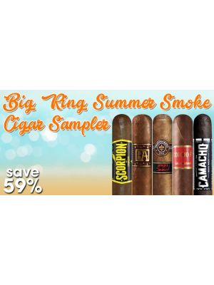 Big Ring Summer Smoke Cigar Sampler