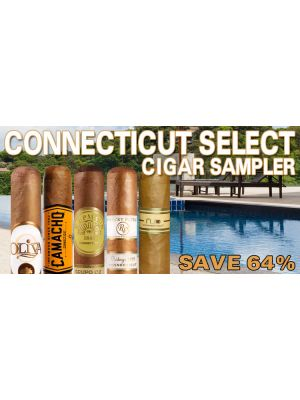 Connecticut Select Cigar Sampler