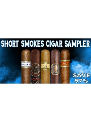 Short Smokes Cigar Sampler
