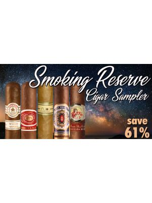Smoking Reserve Cigar Sampler