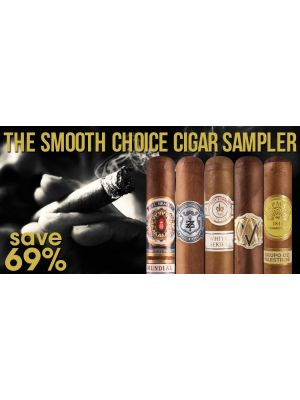 The Smooth Choice Cigar Sampler