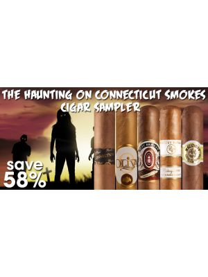 The Haunting On Connecticut Smokes Cigar Sampler