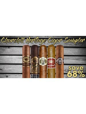 Churchill Heritage Cigar Sampler