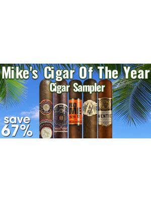 Mike's Cigar Of The Year Cigar Sampler